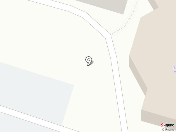 Мастерская Бургер на карте Нижнего Тагила
