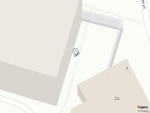 Фиалка на карте Нижнего Тагила