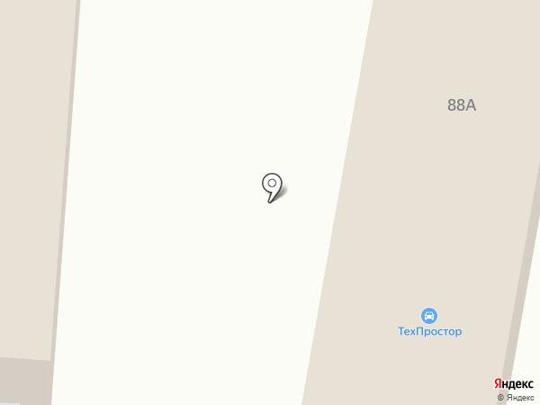 ТехАвтоЦентр на карте Миасса