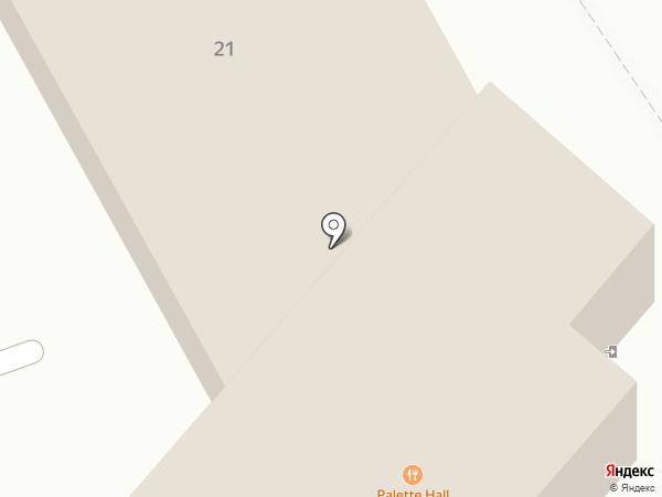 Ольга на карте Миасса