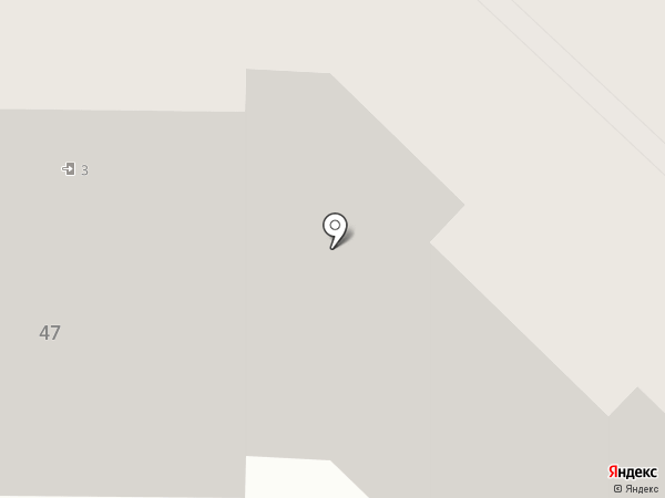 Лихачева, 47, ТСЖ на карте Миасса