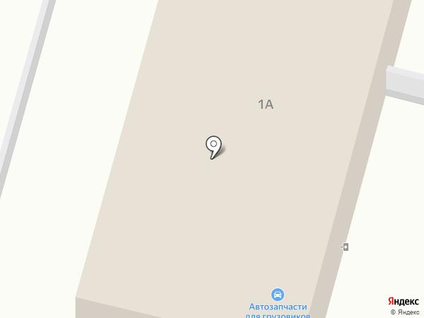 Искра на карте Миасса