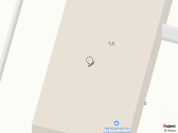 Магазин автозапчастей для ЗИЛ и ГАЗ на карте Миасса