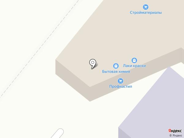 Магазин крепежа и инструмента на карте Миасса