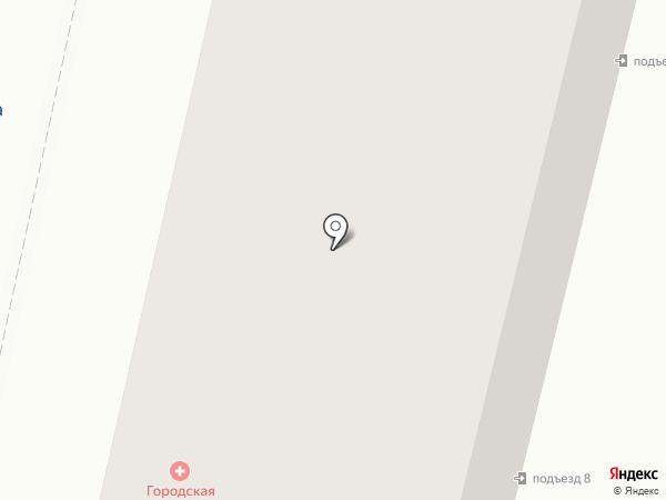 Готвальда-13, ТСЖ на карте Миасса