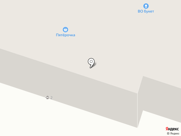 Во букет.ru на карте Нижнего Тагила