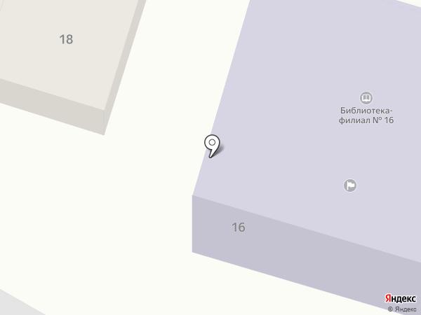 ЮТЭК на карте Миасса