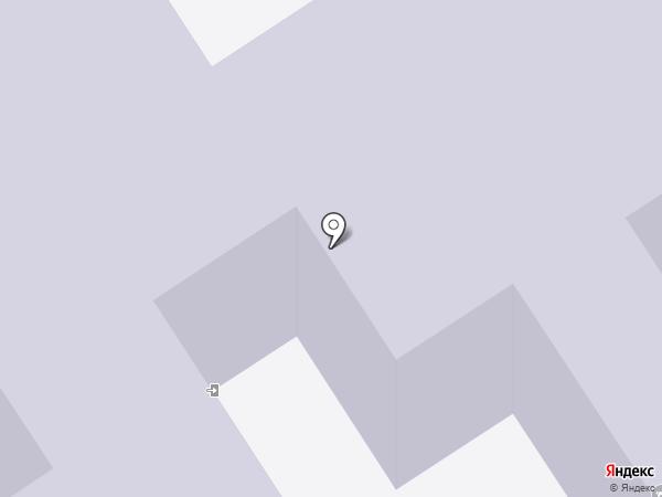 Детский сад №25 на карте Миасса