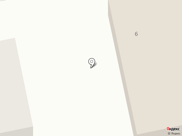 Чайка на карте Миасса