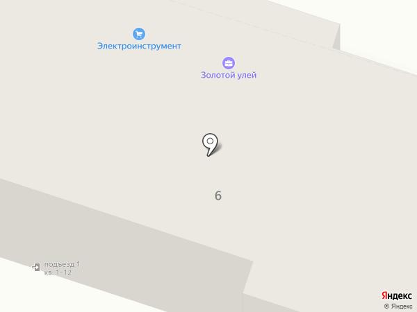Антолл на карте Нижнего Тагила