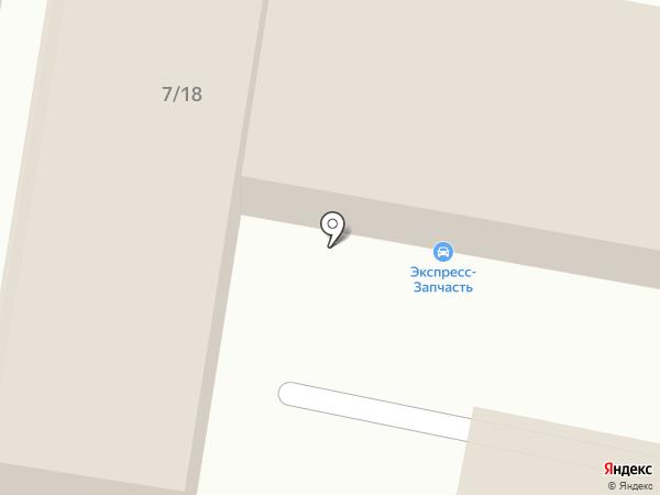 М-5 на карте Миасса