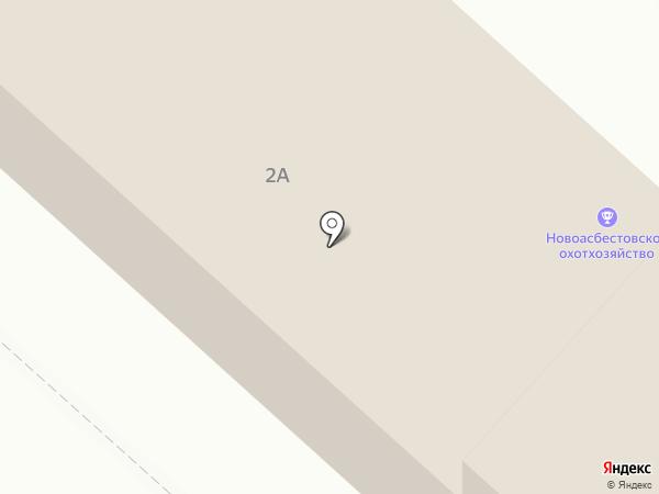 Спутник, МОУ на карте Нижнего Тагила