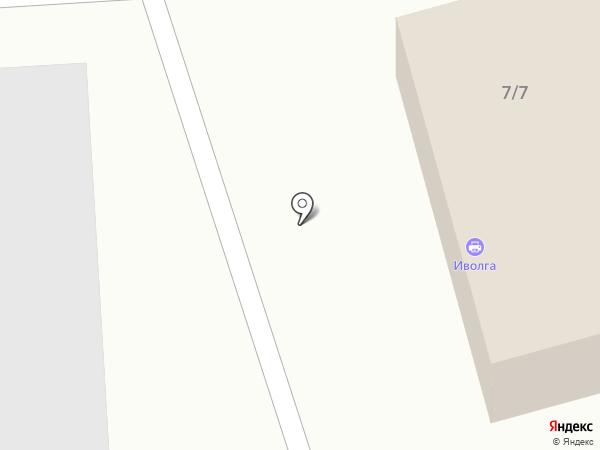 Микс Медиа на карте Миасса