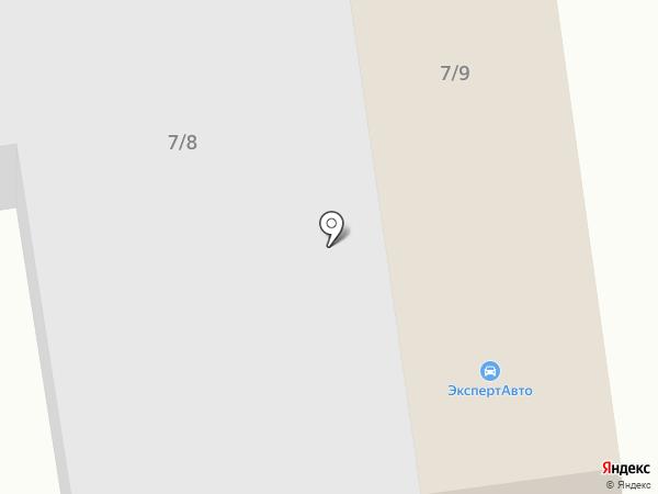 Банкомат, Уралпромбанк на карте Миасса