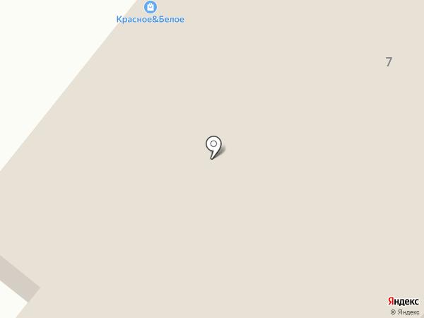 Тоник на карте Миасса