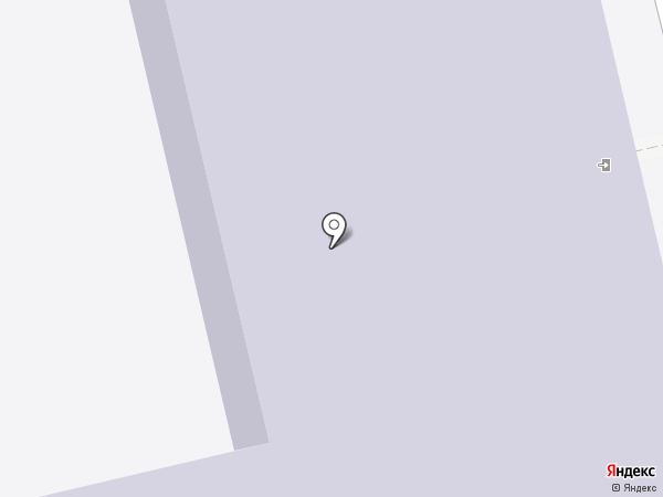 Средняя общеобразовательная школа №1 на карте Миасса