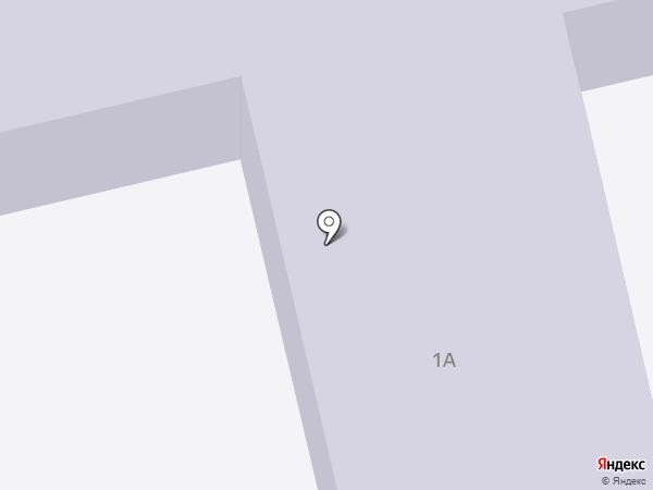 Средняя общеобразовательная школа №4 на карте Нижнего Тагила