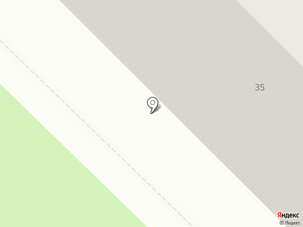Коммунальщик на карте Миасса