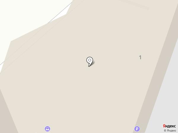 Бизнес-центр на карте Нижнего Тагила