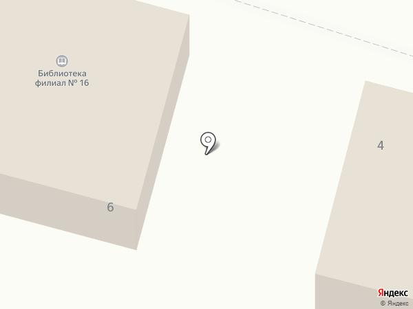 Магазин сантехники на карте Миасса