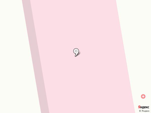 Городская поликлиника №1 на карте Нижнего Тагила