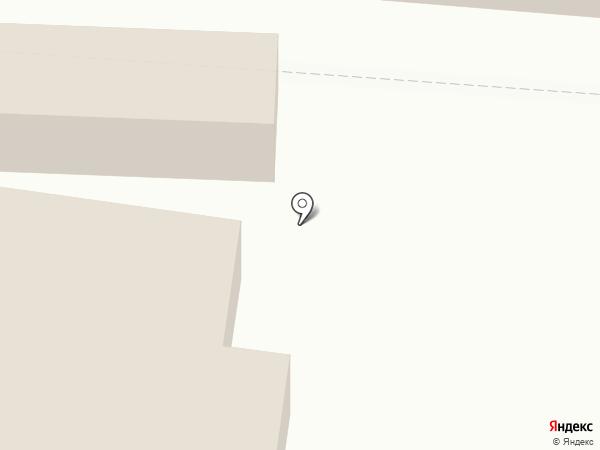 Морозовский хлеб на карте Миасса