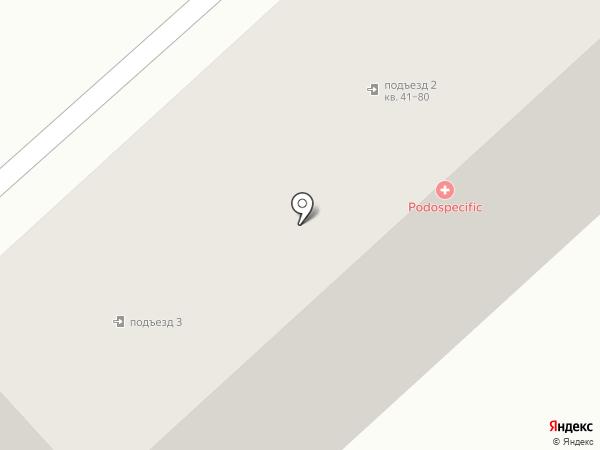 Monaco на карте Миасса