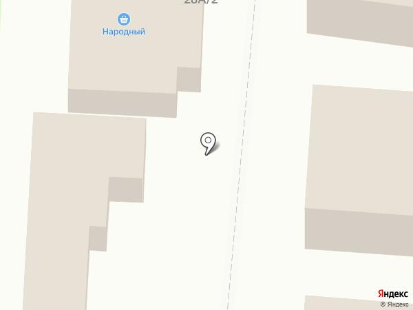 Мебельный салон на карте Миасса