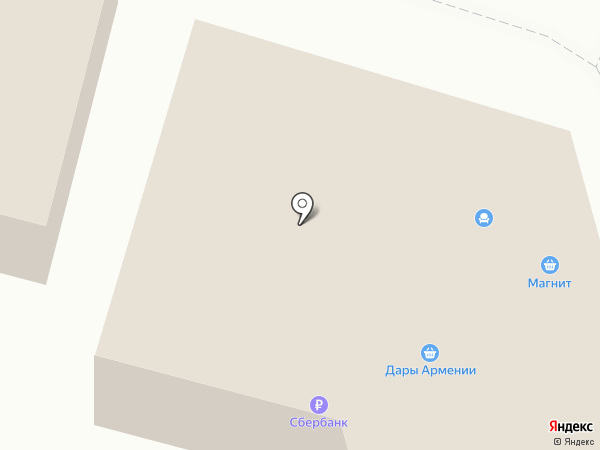 Магазин игрушек и канцтоваров на карте Миасса