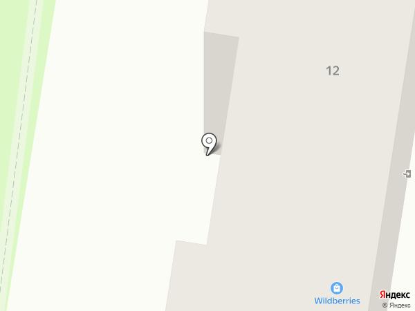 ПРИКИД на карте Миасса