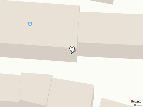 Салон мебели и постельных принадлежностей на карте Миасса