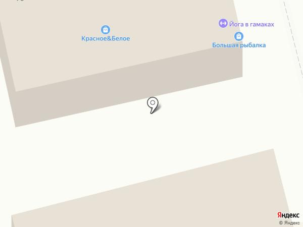 Равис на карте Миасса