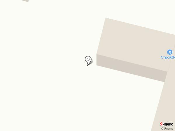 ОСР на карте Нижнего Тагила