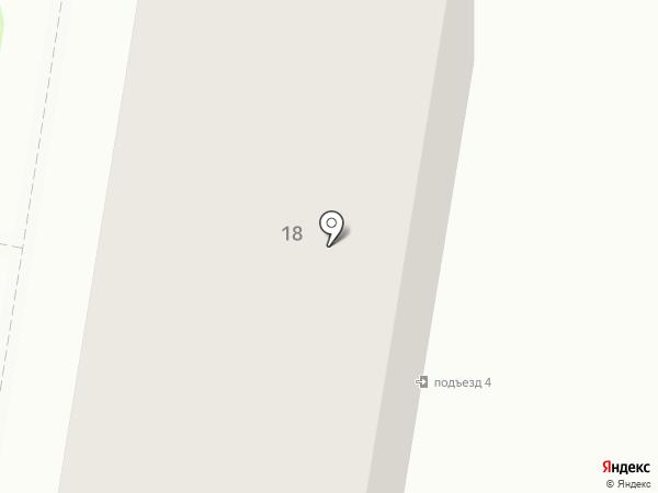 Орион на карте Миасса