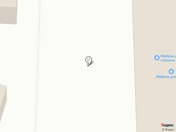 Мастерская на карте Миасса