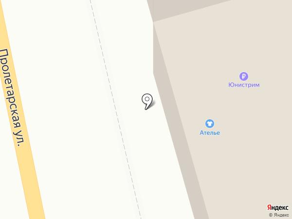 Левушка на карте Миасса