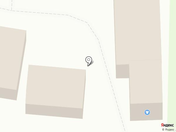 Салон мебели на карте Миасса