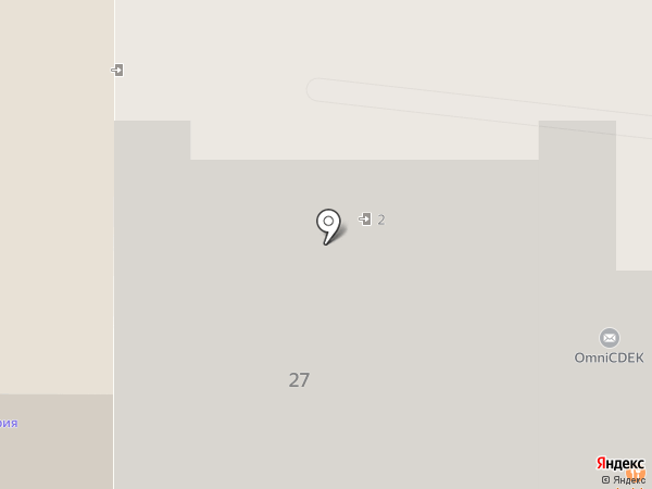 Свой на карте Миасса