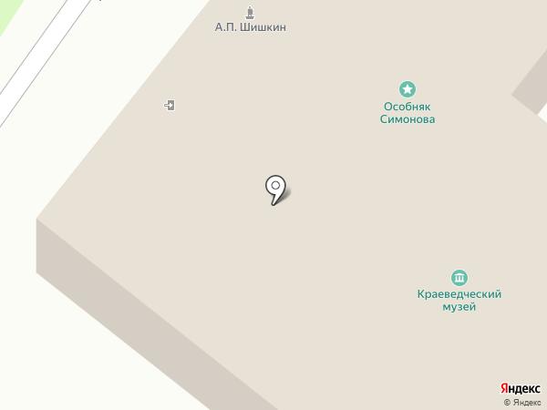 Городской краеведческий музей на карте Миасса
