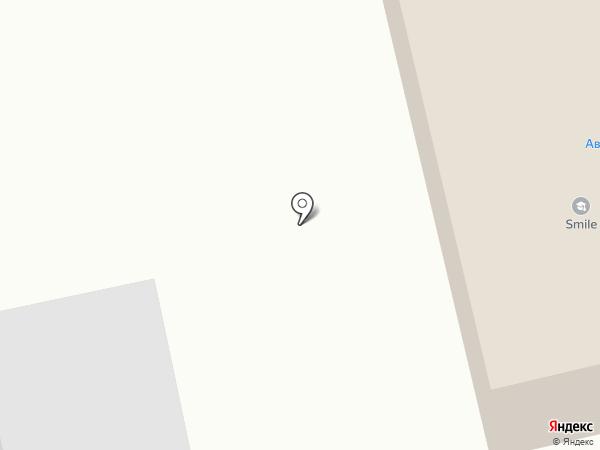 Кипарис на карте Миасса