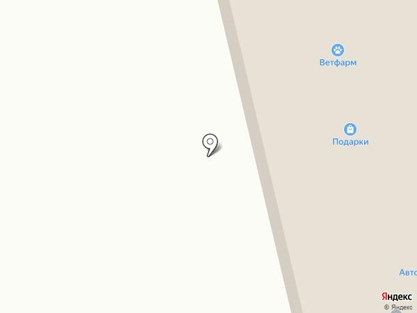 Окна ПрофСтиль на карте Миасса
