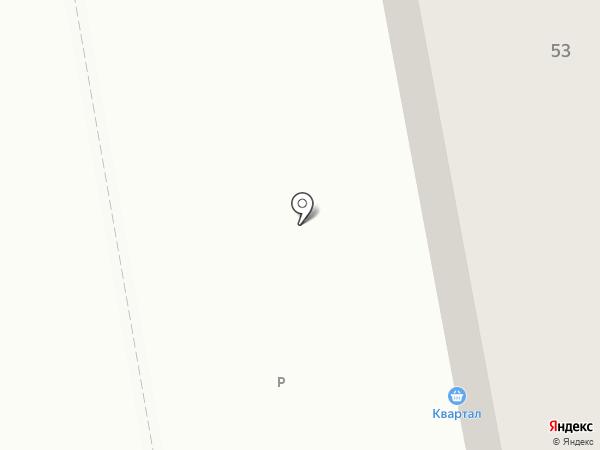 Адвокатский кабинет Старикова Е.А. на карте Нижнего Тагила