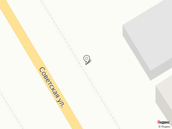 На крючке на карте Миасса