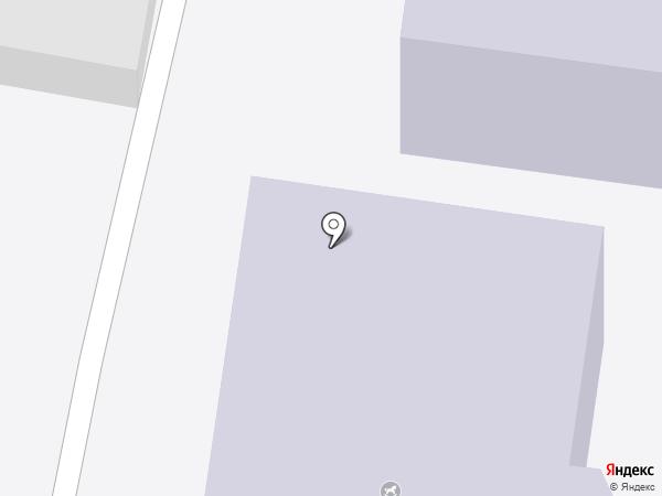 Детский сад №53 на карте Миасса