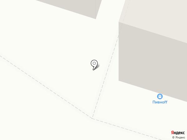 Пивнoff на карте Нижнего Тагила