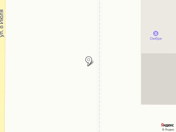 Версаль на карте Миасса