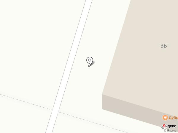 Дубрава на карте Нижнего Тагила