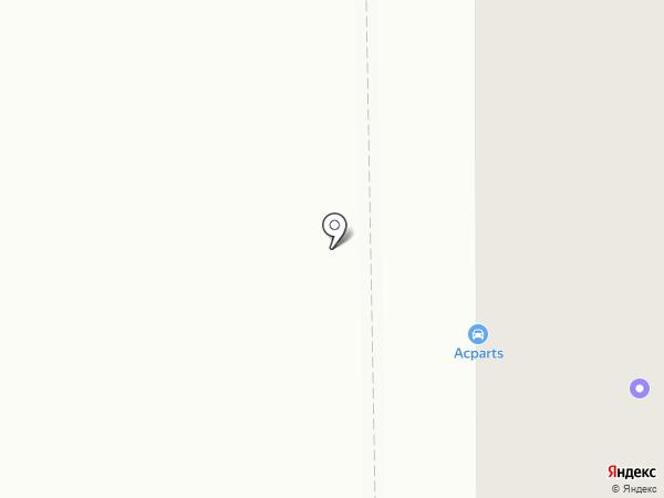 Astin на карте Миасса