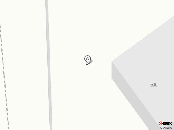 Магнум на карте Миасса