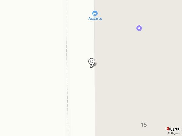 Sdoors на карте Миасса